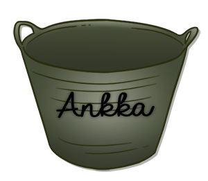 Ankan ruokinta Ankka_a