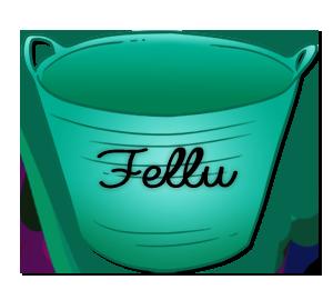 Fellun ruokinta Fellu_a