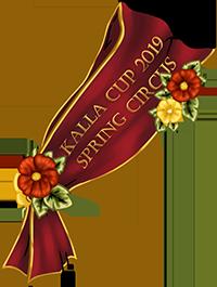 Spring Circus, Kalla CUP:n 2. osakilpailu Kallacup_arvoluokka_este